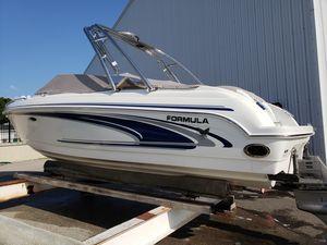 Used Formula 260 Bowrider Boat For Sale