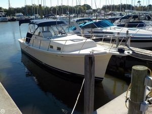 Used Mainship 30 Pilot II Downeast Fishing Boat For Sale