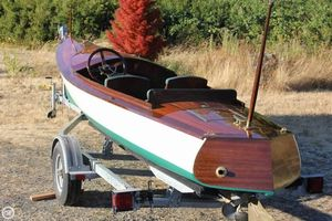Used Custom Ray Launch 20 Antique and Classic Boat For Sale