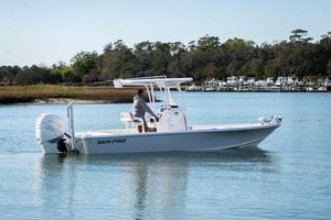Used Sea Pro 248248 Center Console Fishing Boat For Sale