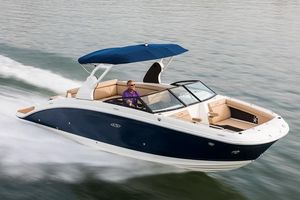 Used Sea Ray SDX 270 Bowrider Boat For Sale