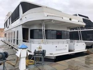 Used Destination Yachts V Series Cruisin House Boat For Sale