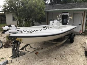 Used Ranger Boats 169 GHOST Flats Fishing Boat For Sale