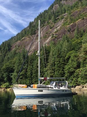 Used Hunter 410 Sloop Sailboat For Sale