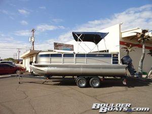 Used Berkshire 210CL LTD210CL LTD Pontoon Boat For Sale