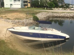 Used Monterey 248ls Montura Bowrider Other Boat For Sale