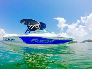 Used Supreme S226 High Performance Boat For Sale