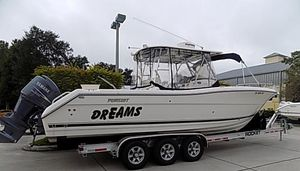 Used Pursuit C300 Center Console Fishing Boat For Sale