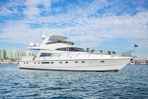 Used Johnson Euro 70 Motor Yacht For Sale