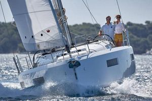 New Jeanneau Sun Odyssey 440 Sloop Sailboat For Sale