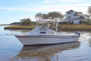 Used Grady-White Seafarer 228 Center Console Fishing Boat For Sale