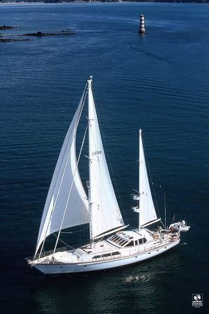 Used Alloy Yachts 98' Pilothouse Ketch Pilothouse Sailboat For Sale