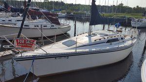 Used Hunter 28.5 Daysailer Sailboat For Sale