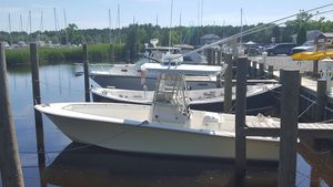 Used Silverhawk 24 CC Center Console Fishing Boat For Sale