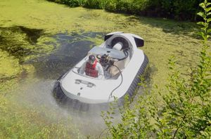 New Neoteric Hovercraft 6231 Spraying Model Other Boat For Sale