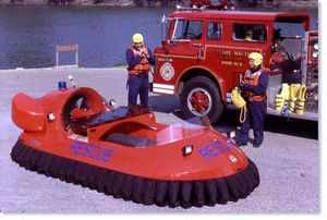 New Neoteric Hovercraft Rescue 3626 Other Boat For Sale