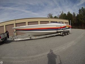 Used Donzi 35ZR High Performance Boat For Sale