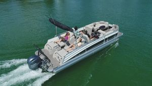 New Berkshire 23SB2 STS23SB2 STS Pontoon Boat For Sale
