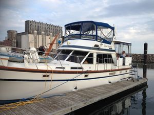 Used President 41 Double Cabin Motor Yacht For Sale