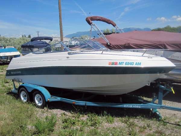 Used Four Winns 215 Sundowner Aft Cabin Boat For Sale