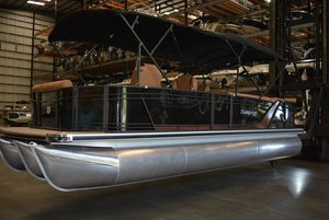 New Sanpan SP2500FESP2500FE Pontoon Boat For Sale