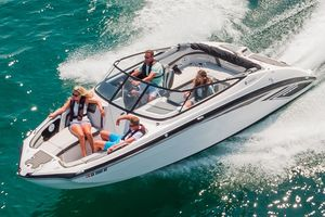 New Yamaha Boats Sx240 High Performance Boat For Sale