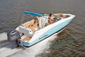 New Nauticstar 223dc Sport Deck Sports Fishing Boat For Sale