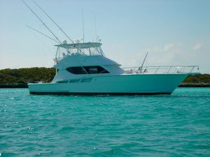 Used Hatteras 55 Convertible Fishing Boat For Sale