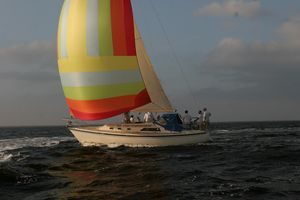 Used O'day 34 - Shoal Draft Antique and Classic Boat For Sale