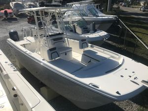 New World Cat 230 Center Console Center Console Fishing Boat For Sale