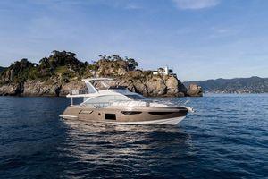 New Azimut 60 Flybridge Mega Yacht For Sale