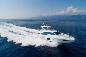 New Azimut 55 Flybridge Mega Yacht For Sale