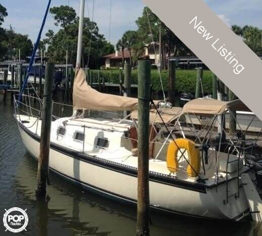 Used Commodore 26 Sloop Sailboat For Sale