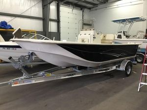 New Carolina Skiff 218 DLV218 DLV Center Console Fishing Boat For Sale