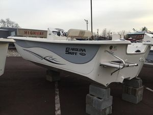 New Carolina Skiff 198 DLV198 DLV Center Console Fishing Boat For Sale