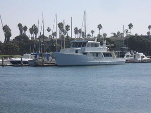Used Custom Pilot House Motor Yacht For Sale