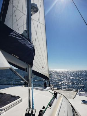 Used Fortuna 401 Island Spirit Catamaran Sailboat For Sale
