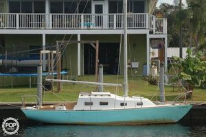 Used Bristol 27 Sloop Sailboat For Sale