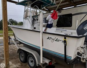 Used Key Largo 206 Center Console Fishing Boat For Sale