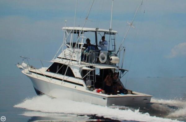 Used Bertram 35 Convertible II Sports Fishing Boat For Sale