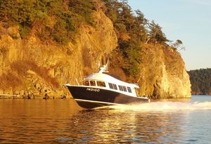 Used Coastal Craft 45' Motor Yacht For Sale