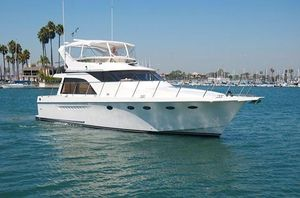Used Ocean Alexander 500 Sport Sedan Motor Yacht For Sale