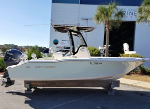 Used Key West 211 Center Console Center Console Fishing Boat For Sale