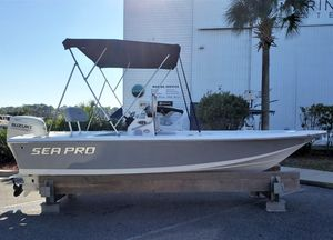 New Sea Pro 172 Bay Saltwater Fishing Boat For Sale