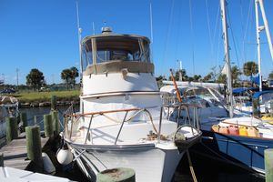 Used Monk 36 Motor Yacht For Sale