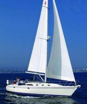 Used Catalina C-42 MK II Cruiser Sailboat For Sale