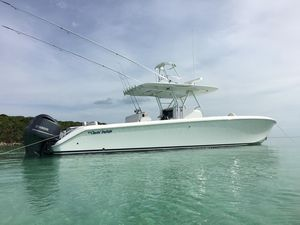Used Bahama Center Console Fishing Boat For Sale