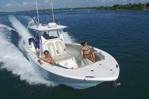 New Sea Fox 328 Commander Center Console Fishing Boat For Sale