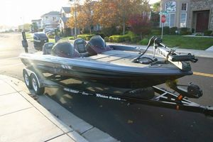 Used Triton 19XS Elite Dual Console Bass Boat For Sale