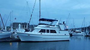 Used Present Yachts Sundeck Trawler Boat For Sale